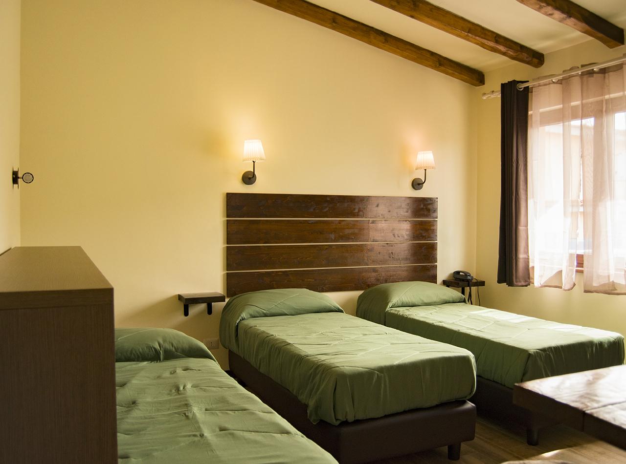 Sleep'n Go Hotel Fiumicino Camera 3 letti