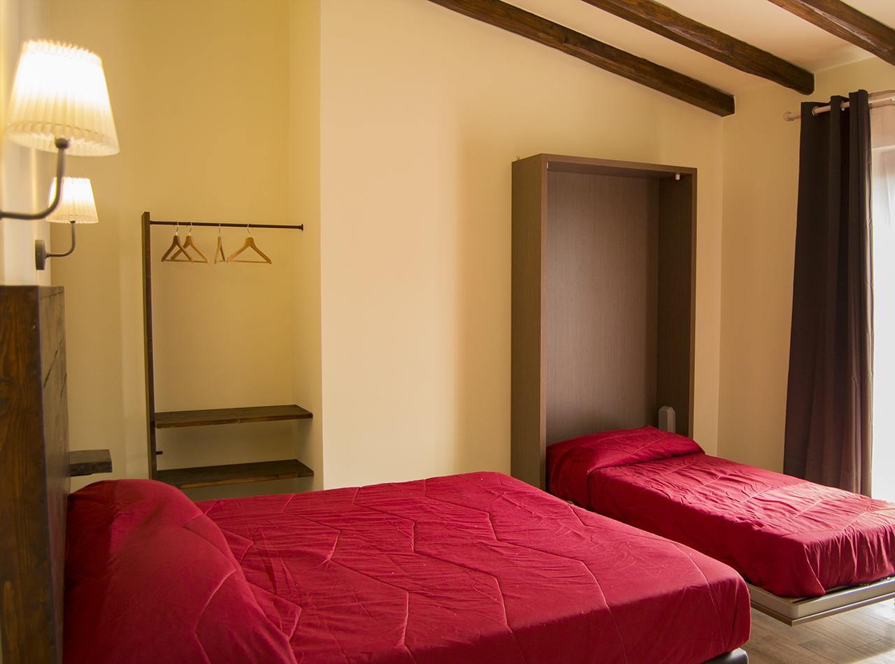 Sleep'n Go Hotel Fiumicino Camera 3 persone