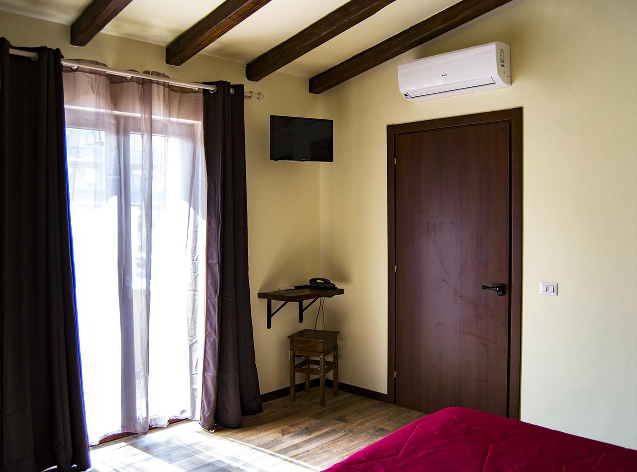 Sleep'n Go Hotel Fiumicino Camera Tripla Dotazioni